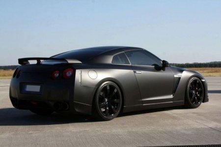 Скромная настройка для Nissan GT-R