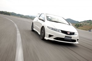 "Honda запускает в серию ""горячий"" Civic Type R Mugen"