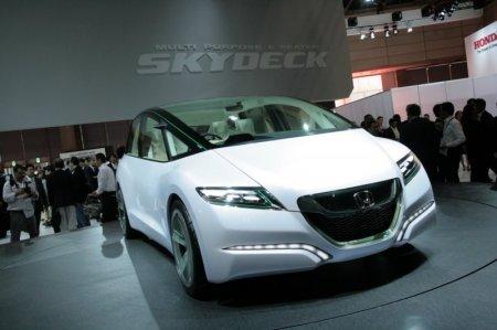 Honda Skydeck дебютировала в Токио