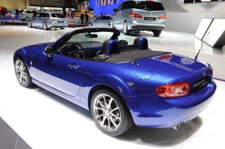 Для дебютантов Mazda6 и Mazda MX-5 наступил звездный час