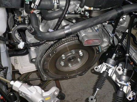 Honda CR-Z 2011 от Spoon готова к раллийным испытаниям