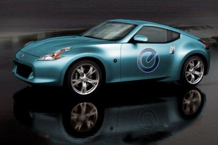 Nissan построит на базе электрокара Leaf спортивный автомобиль