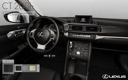 Портал о Lexus CT 200h
