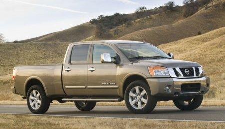 Nissan обозначил стоимость для Titan и Armada