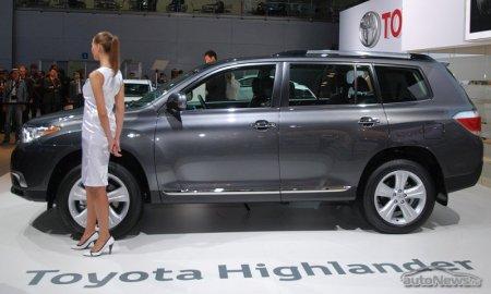 Toyota расширяет линейку внедорожников для России