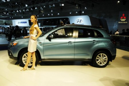 Состоялась мировая премьера Mitsubishi ASX