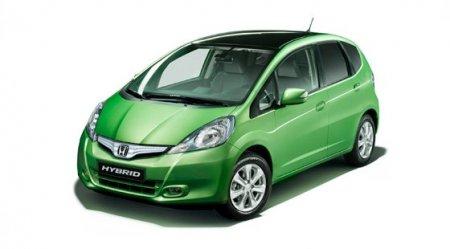 В Париже состоится мировая премьера Honda Jazz Hybrid