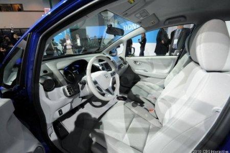 Honda представляет полностью электрический Fit