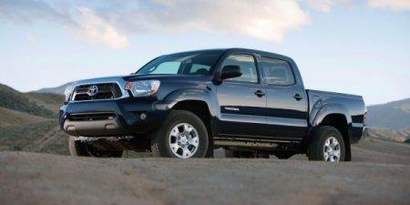 Видеорелиз Toyota Tacoma 2012